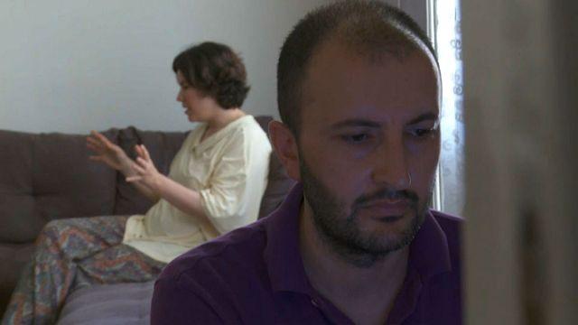 Menekülés Törökországból