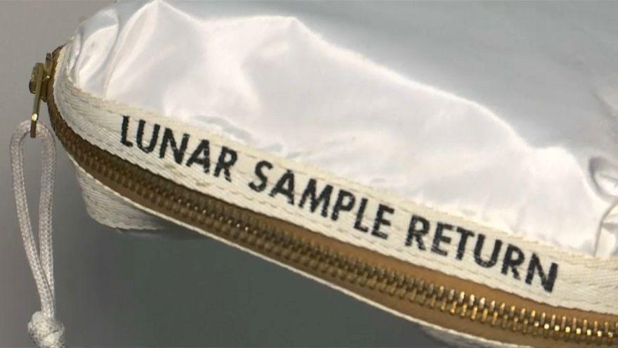 Apollo-11-Relikt unter dem Hammer