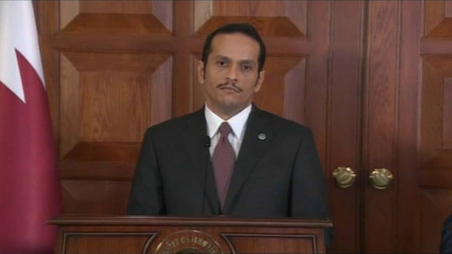 عبد الرحمن آل ثاني: 40 يوماً من الحصار ولا شيء يثبت تورط قطر بتمويل الارهاب