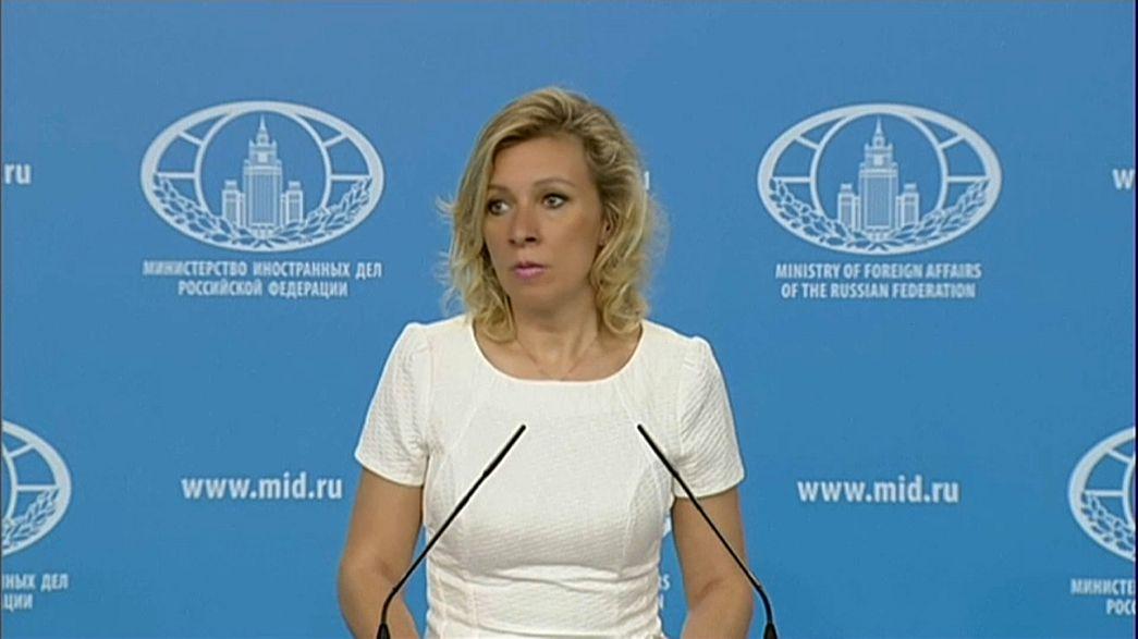 Moscovo responde aos EUA