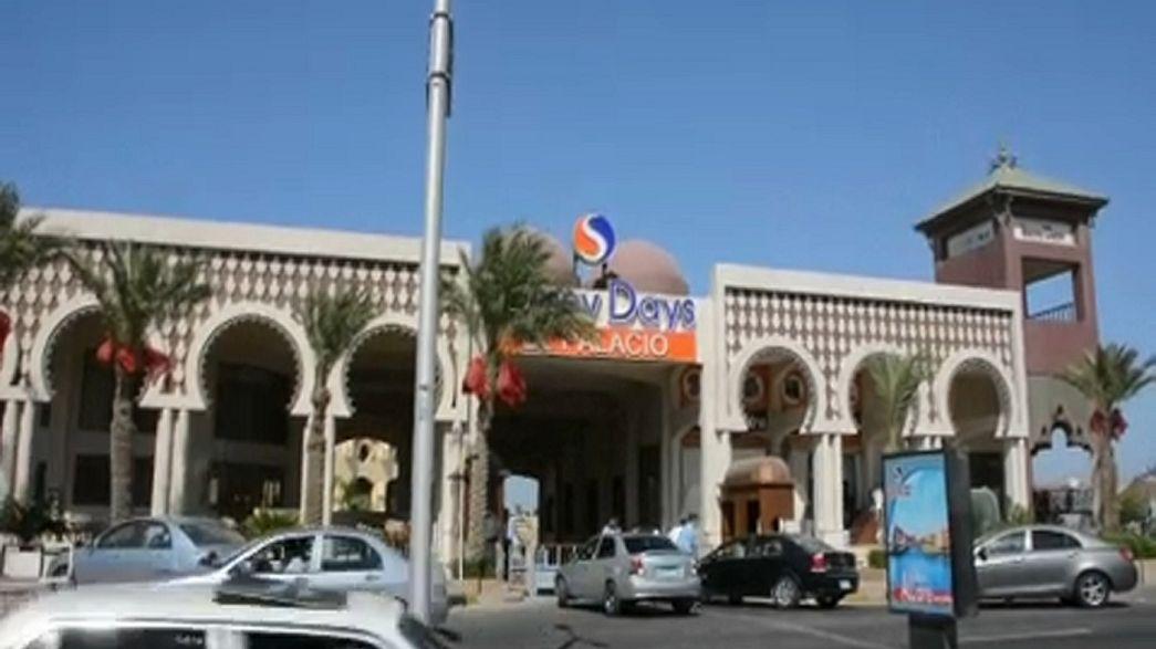 Египет: нападение на отель в Хургаде