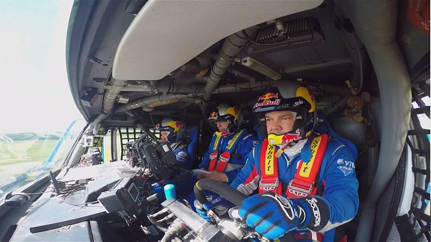 Silk Way Rally 2017: settima tappa a Menzies e Sotnikov