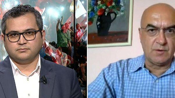 """Baydar: """"Türkiye'deki hukuk sistemi adalet getirmez"""""""