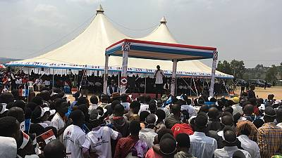 Rwanda kicks off election campaigns, Kagame on the offensive