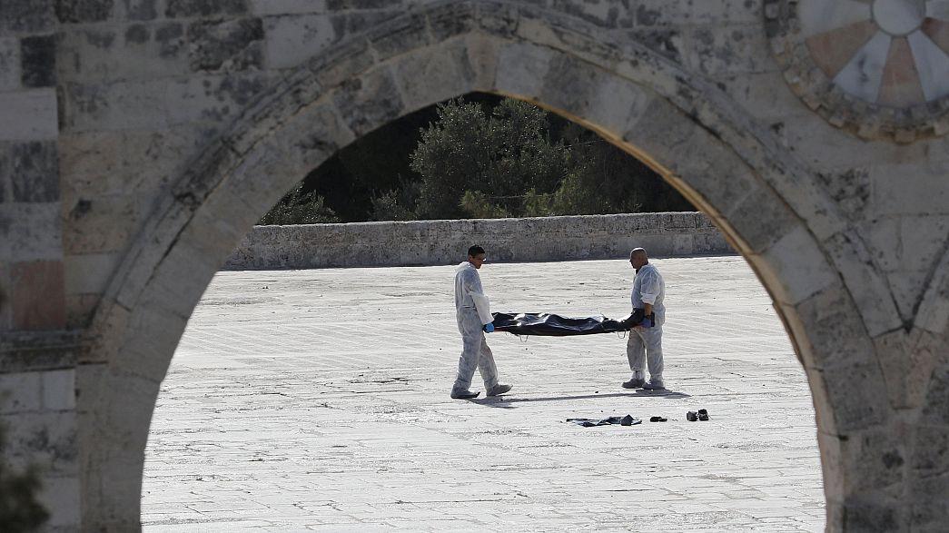 Jérusalem sous tension après une attaque contre deux policiers