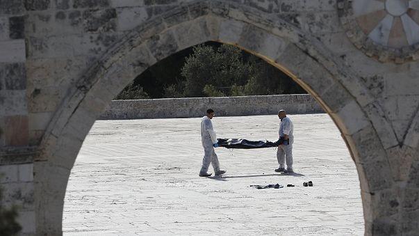 Eltemették a jeruzsálemi merénylet áldozatait