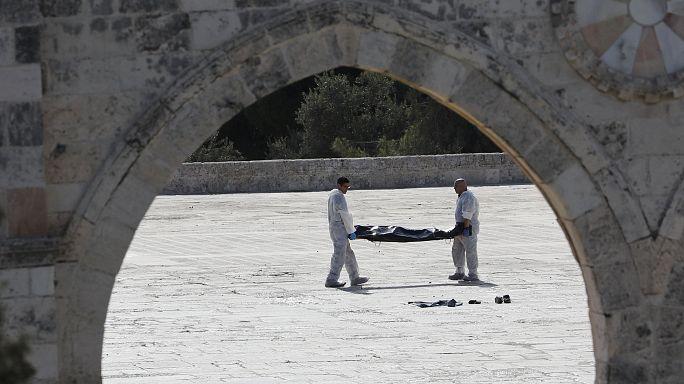 Zwei israelische Polizisten in Ostjerusalem erschossen