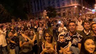Olimpiai nyitóünnepséggel kezdődött meg a vizes vb Budapesten