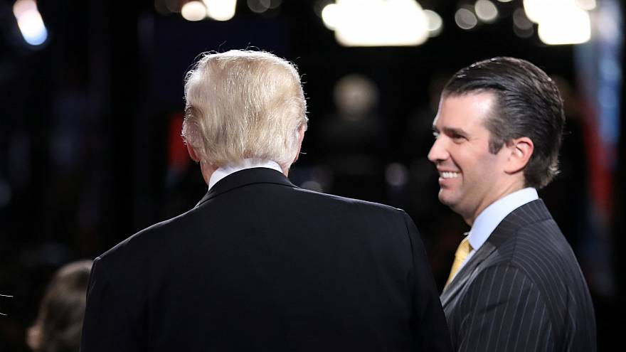 Former Soviet counter-intelligence official says he was at Trump Jr meeting