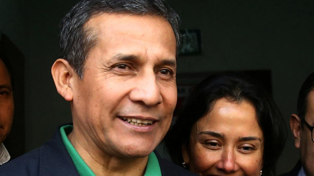 اعتقال رئيس بيرو السابق وزوجته بتهم الفساد