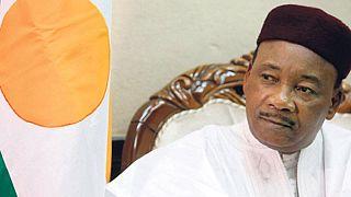"""Niger : Niamey """"étouffe sous les déchets"""" (président)"""