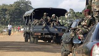 Gunmen attack two military camps in Ivory Coast