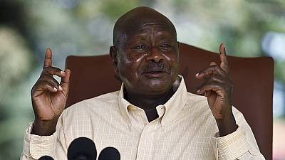 Uganda to scrap presidential age limit despite strong opposition