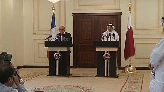 França apela ao fim das sanções contra Doha