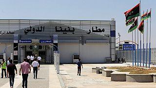 Libya's Benghazi airport opens after three-year closure