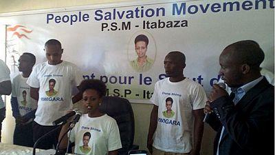 Disqualified Rwandan presidential aspirant forms anti-Kagame movement