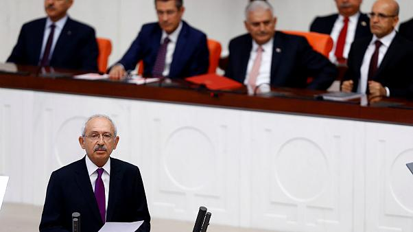 """Kılıçdaroğlu: """"Size Mayıs'ta bildirmişler neden 15 Temmuz beklendi?"""""""