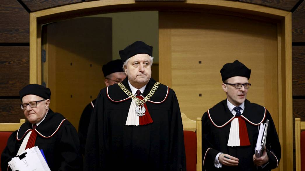 Poland set for protest after controversial judiciary bill is approved