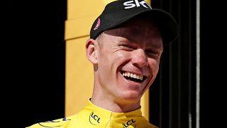 Tour de France : Froome de nouveau en jaune