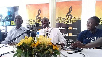 """Sénégal : le rappeur Akon va racheter 50 % de la plateforme de téléchargement """"Musik Bi"""""""