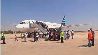 Libya's Benghazi airport re-opens after 3-year closure