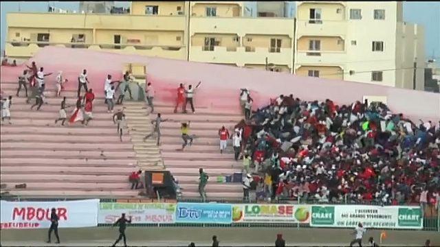 Halottak egy szenegáli futballmeccsen