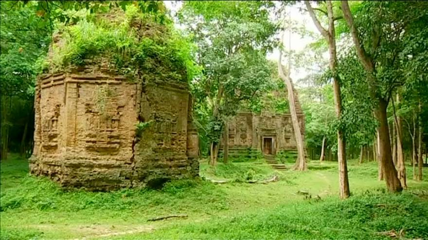 Ancient Cambodian temple gets UNESCO listing
