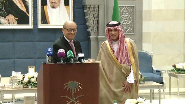 """الجبير: """"سنقدم لفرنسا ملفا كاملا يثبت دعم قطر للإرهاب"""""""