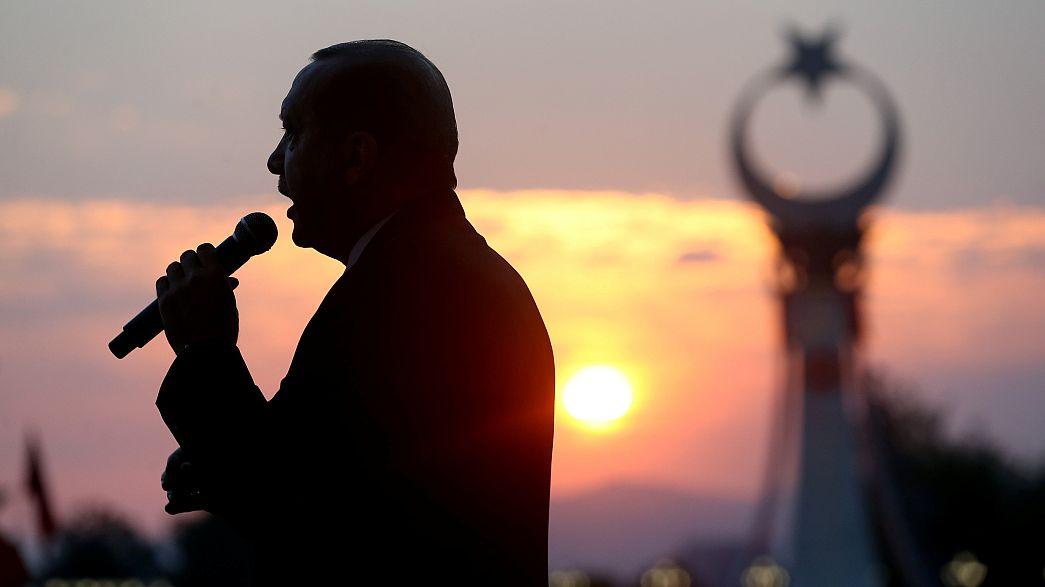 Erdoğan: OHAL'in uzatılmasını önereceğiz