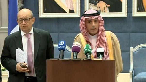 عربستان ادعا می کند مدارکی دال بر حمایت قطر از تروریسم دارد