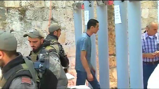 Israel reabre la Explanada de las Mezquitas