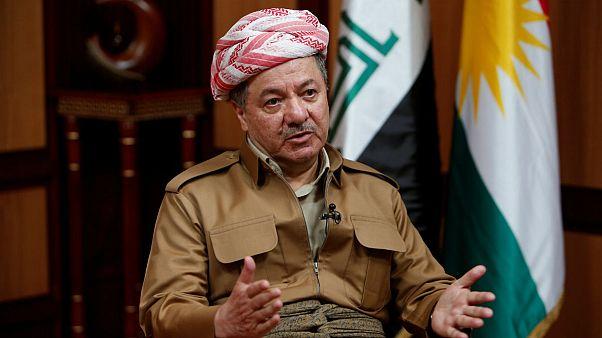 مسعود بارزانی: اگر استقلال کردستان محقق نشود، وقوع جنگهای خونین بعید نیست