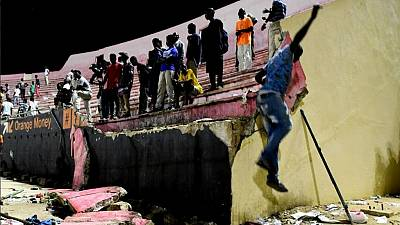 Senegal suspends sports and cultural events