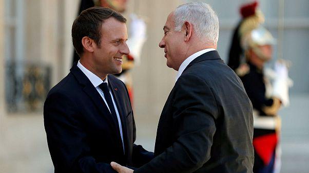 ماکرون: ضدیت با صهیونیسم شکل جدیدی از یهودی ستیزی است