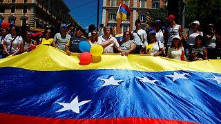 A külföldön élők szavaztak a venezuelai népszavazáson