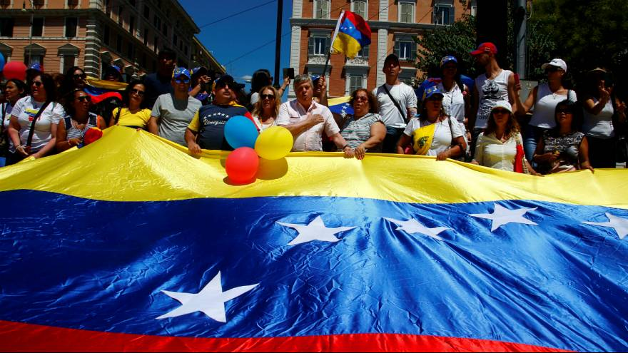 La diáspora venezolana también desafía al chavismo