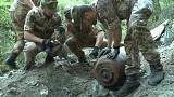 Brenner wegen Bombenentschärfung gesperrt