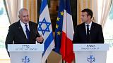 Netanyahu and Macron commemorate Vel' d'Hiv round up