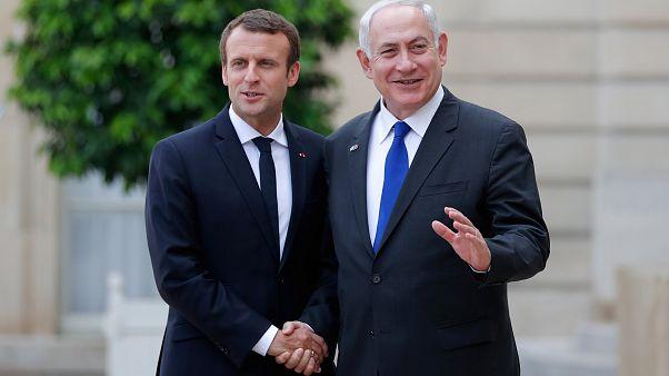 ماكرون: معاداة الصهيونية هي شكل من أشكال اللاسامية
