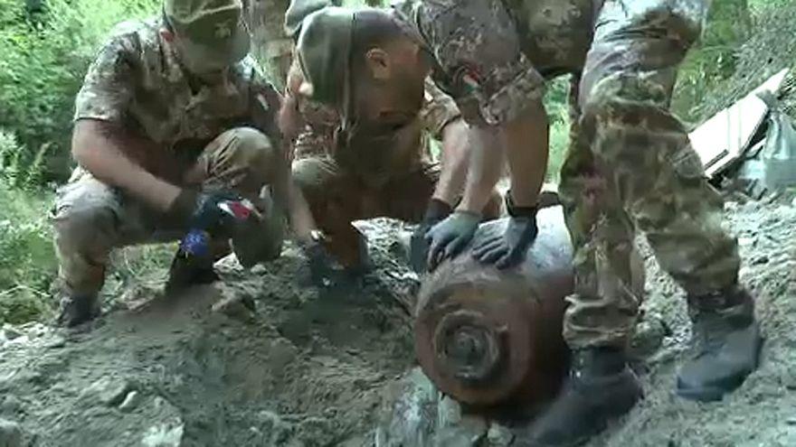 Bombát hatástalanítottak a Brenner-hágónál