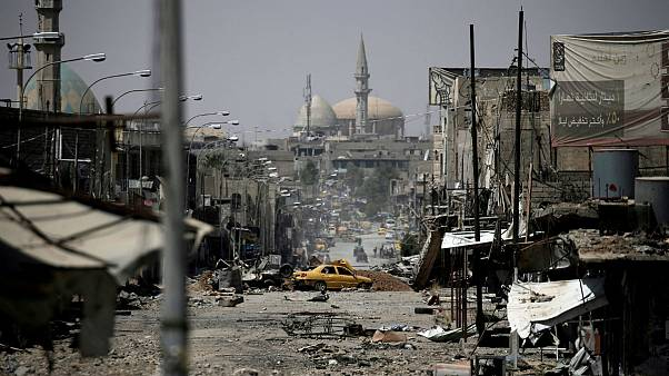 Liberated Mosul a city of rubble
