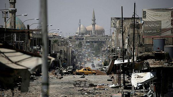 Musul'un yeniden imarı milyarlarca dolara mal olacak