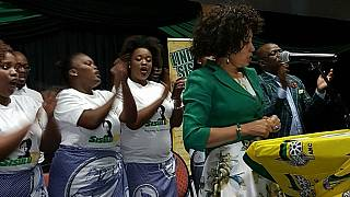 Daughter of anti-apartheid activists, the Sisulus, enters race to lead ruling ANC