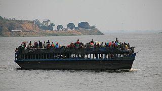RDC : 27 morts et 54 disparus dans un naufrage sur la rivière Kasaï