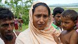 مسلمانان روهینگیا درباره خشونتهای اخیر میانمار با خبرنگاران صحبت کردند