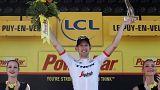 Ο Κρις Φρουμ επικεφαλής στο Tour de France