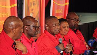 Afrique du Sud : les communistes envisagent d'abandonner le pacte électoral avec l'ANC