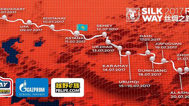 Silk Way Rally rest day precedes six final days of racing
