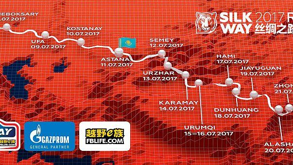 Silk Way Rally : pour mieux repartir