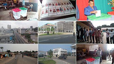 Congo legislative polls: Peaceful voting amid empty streets, closed shops